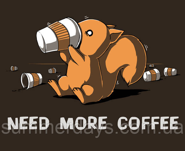 Будни кофемана