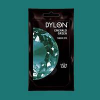 Краска для ткани DYLON Emerald Green - для покраски вручную