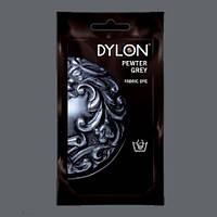 Краска для ткани DYLON Pewter Grey - для покраски вручную