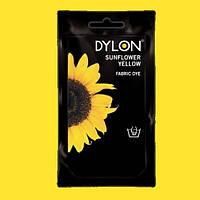 Краска для ткани DYLON Sunflower Yellow - для покраски вручную