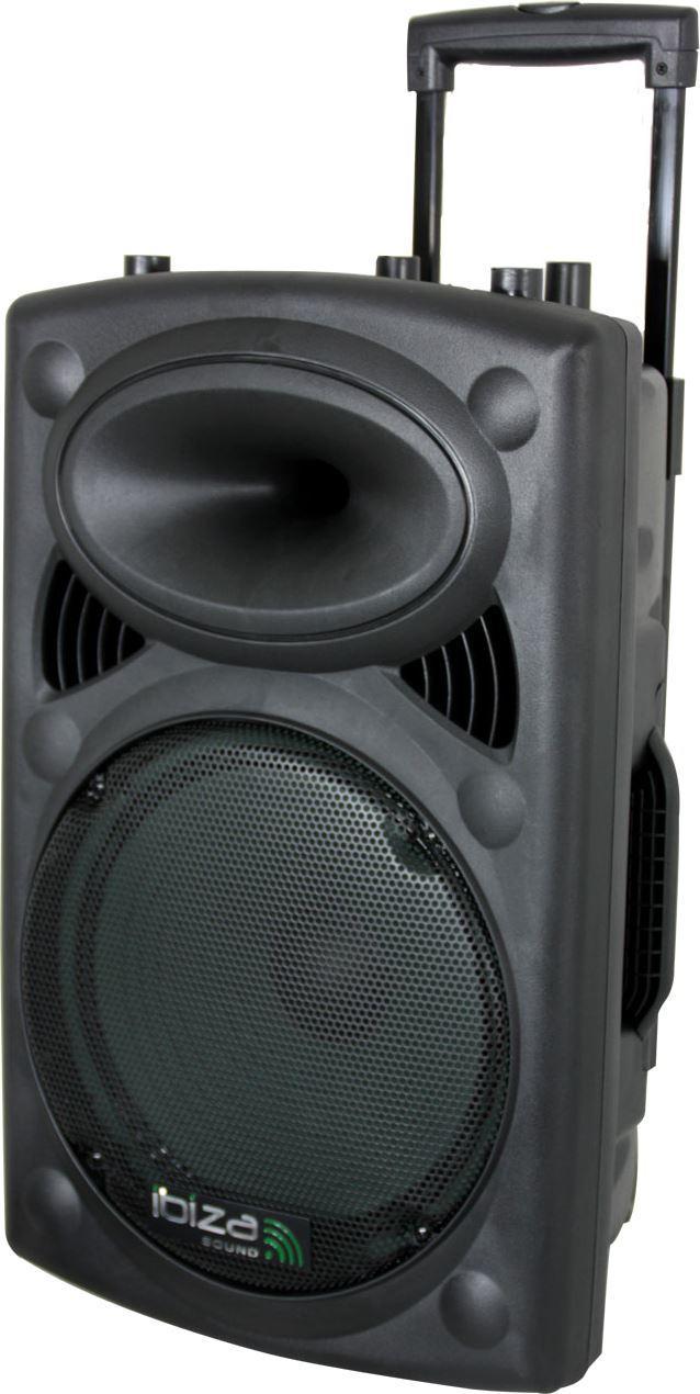 Портативна акустична система Ibiza PORT15VHF-BT