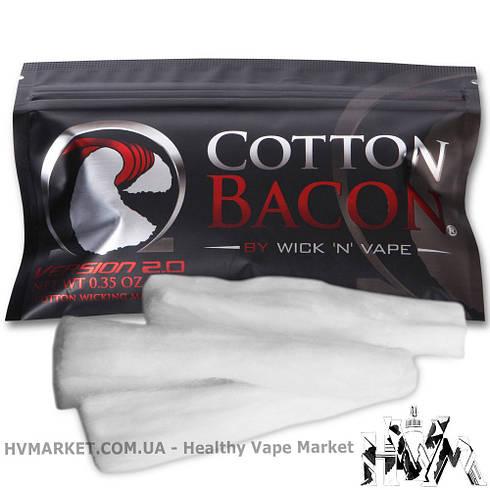 Вата Cotton Bacon V2 10 шт