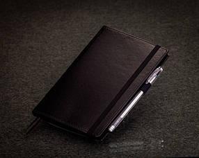 Блокнот с черной бумагой Черный Стандарт