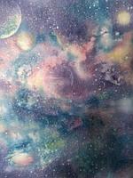 """Обои """"Сатурн"""" 313-12"""