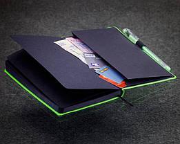 Блокнот с черной бумагой Черный Стандарт, фото 2