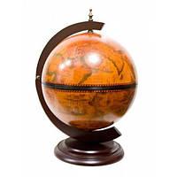 Красивый Глобус с шахматами для дома
