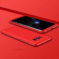 Чохол Full Cover 4D для Samsung Galaxy S8 Plus, фото 2
