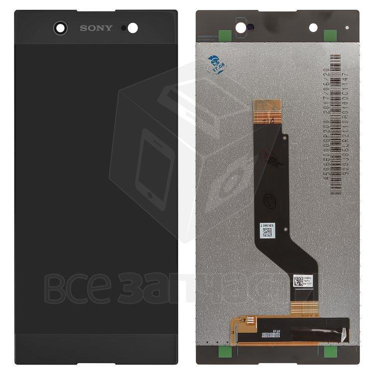 Дисплейный модуль для мобильного телефона  Sony G3212 Xperia XA1 Ultra