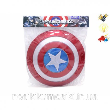 Щит Супергероя капітан Америка, упаковка пакет