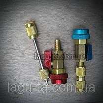 Устройство для  замены ниппеля, золотника в автомобильных кондиционерах, фото 3