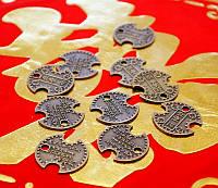Неразменная монета под бронзу (d = 3 см)