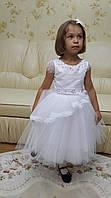 Платье нарядное на девочку 3-15 лет
