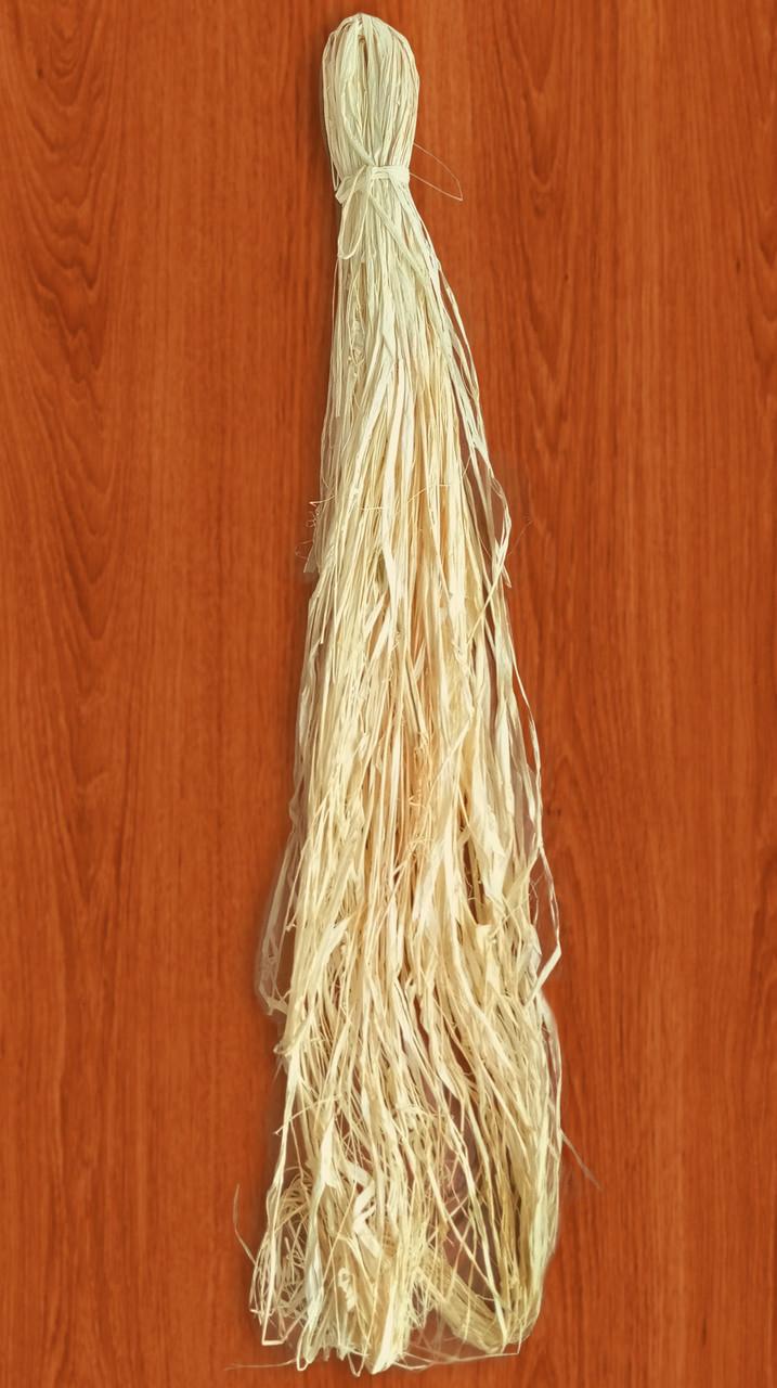 Рафия натуральная  50 грамм (Польша)