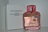 Lacoste Pour Elle Sparkling edt 90 мл (Женская Туалетная Вода) Женская парфюмерия