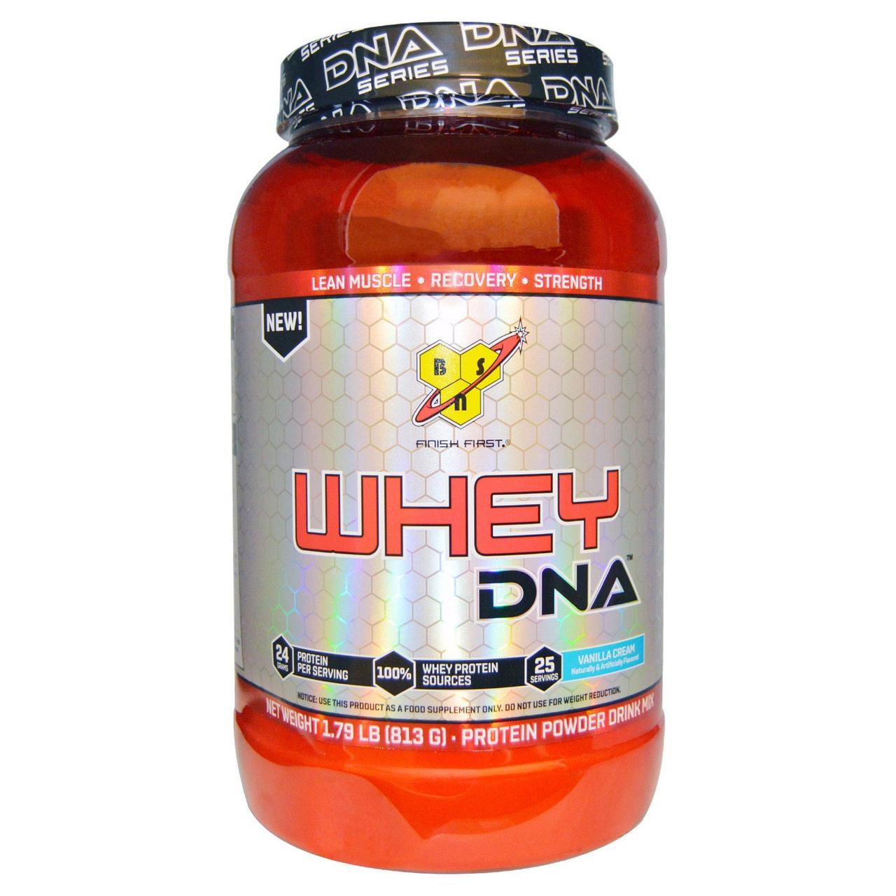 Протеин BSN Whey DNA 813 g