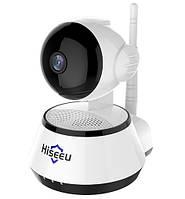HD IP камера для беспроводного видеонаблюдения через WIFI Hiseeu FH2A