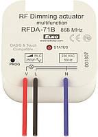 Регулятор освещенности RFDA-71B AC 230V iNELS