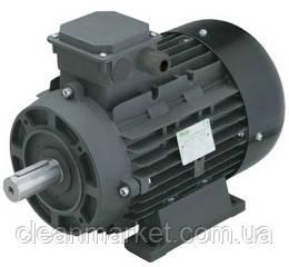 Электродвигатель RAVEL ( 5,5 кВт : 1420 об/мин) с наружным валом, фото 1
