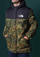 Куртка зимняя, парка мужская The North Face S