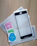 Бронескло для XIAOMI Redmi Note 5A (0.3 мм, 2.5 D, з білим Silk Screen покриттям)