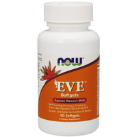 Комплекс витаминов для женщин Eve Women's Multiple Vitamin Softgels 90softgels (NOW Foods)