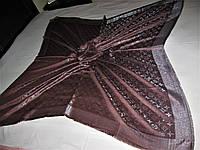 Платок Louis Vuitton шёлк 50% шерсть 20% метал 30% можно приобрести на выставках в доме одежды Киев