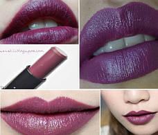 Матовая помада Wet n Wild MegaLast Lip Color, оттенок Ravin Raisin 916D, фото 2