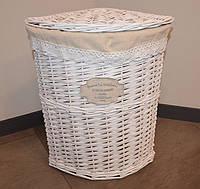 Плетеная корзина для хранения  (50х31х31 см.)