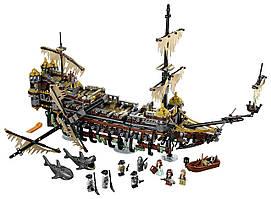 Lego Pirates of the Caribbean Тихая Мэри 71042 Silent Mary