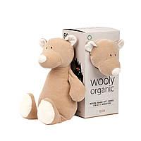 Мягкая игрушка Мишка Wooly organic, фото 1