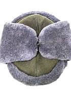 Шапка-ушанка военная