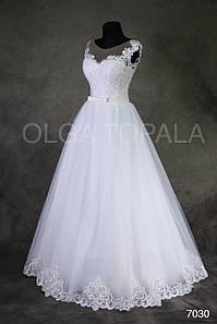 Свадебное платье 7030