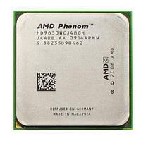 Процессор AMD Phenom X4 9650, 4 ядра 2.3ГГц, AM2+