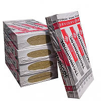 ТЕХНОФАС ЭФФЕКТ размер листа 1250 мм х 600 мм толщина 50 мм (4 листа) упаковка 2,88 м2