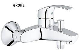 Grohe Eurosmart Настенный смеситель для душа для ванной