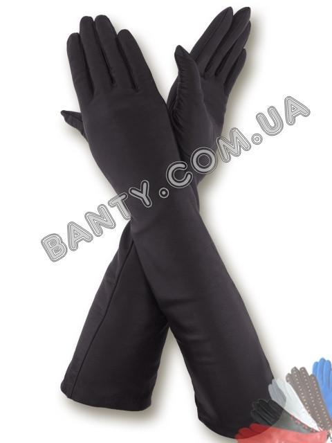 Длинные женские перчатки модель 052