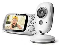 Видеоняня Baby Monitor VB603 наблюдение за ребенком, как радио няня