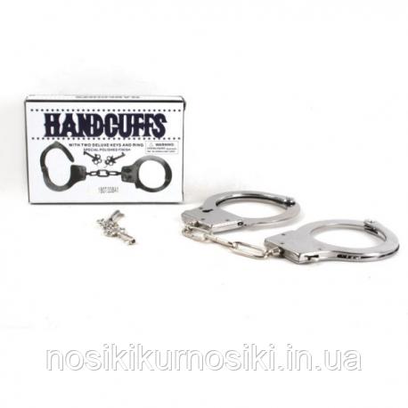 Ігрові дитячі металеві наручники