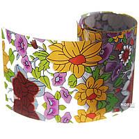 Фольга для ногтей переводная (Цветы)