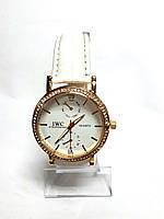 Часы женские кварцевые IWC белый