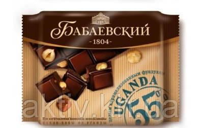 Шоколад Бабаевский Uganda 90 гр