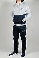 Зимний спортивный костюм NIKE 21384 светло-серый