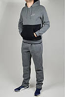 Зимний спортивный костюм NIKE 21386 темно-серый