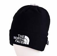 Черная шапка TNF (The North Face)