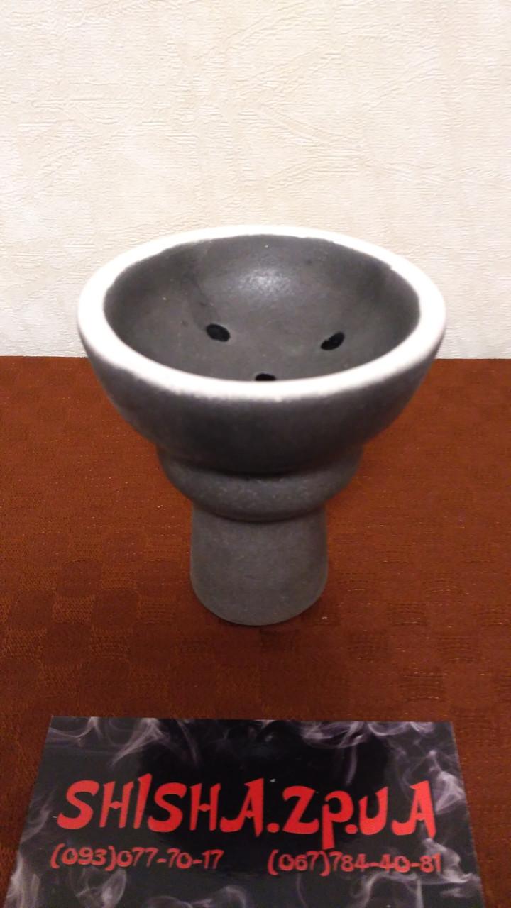 Чаша для кальяна классическая в глазури