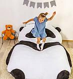 Детская мягкая кровать Пандочка, фото 3