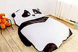 Детская мягкая кровать Пандочка, фото 4