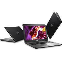 Ноутбук Dell Inspiron 5767 17.3FHD/Intel i5-7200U/8/1000/DVD/R7M445-4/Lin/Black, I575810DDL-63B