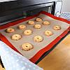 """Силіконовий килимок для випічки, запікання, силіконовий килимок """"Пекар"""" 39х29 см кондитерський"""