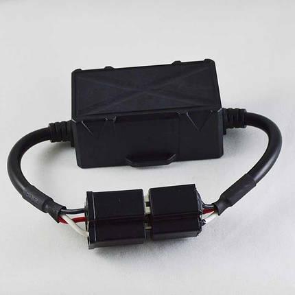 Обманка бортового компьютера, Can шины с фильтром, цоколь H4, фото 2